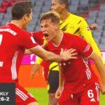 【特集】 バイエルンに欠かすことのできない選手、キミッヒ! 20/21 Bundesliga Weekly #26-2